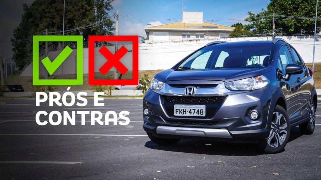Honda WR-V EX 2019: Prós e contras Honda-11