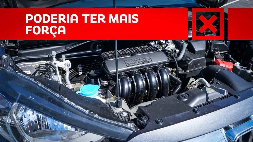 Honda WR-V EX 2019: Prós e contras Honda-16