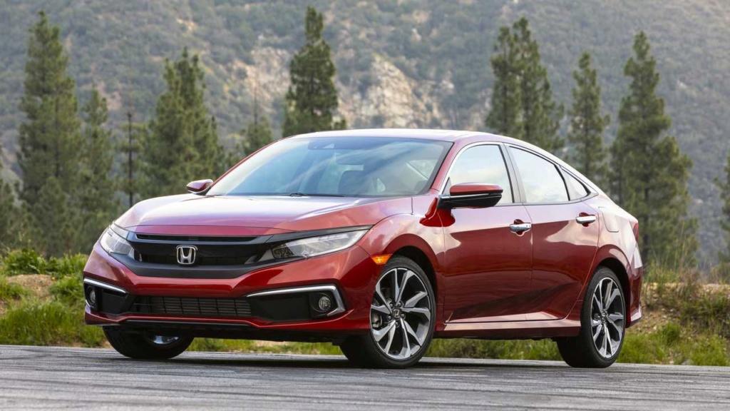Honda Civic 2019 agora renovado Honda-35