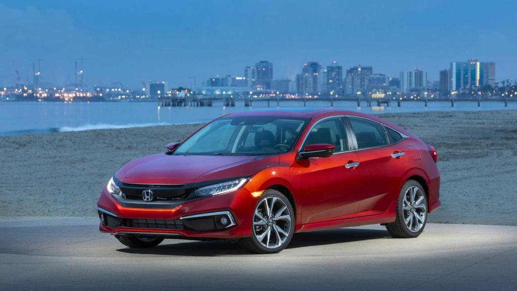 Honda Civic 2019 agora renovado Honda-37