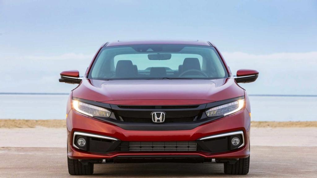 Honda Civic 2019 agora renovado Honda-42