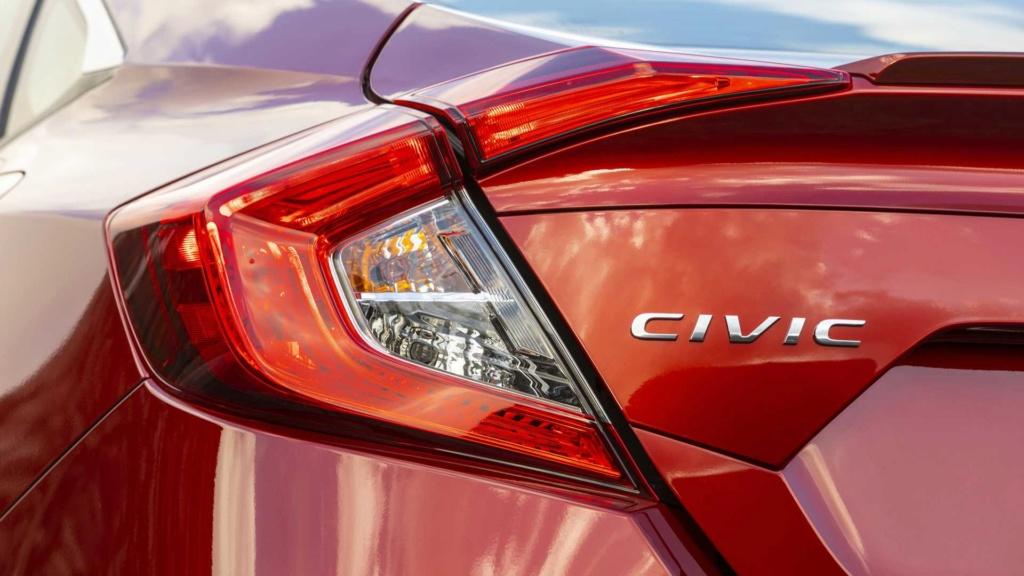 Honda Civic 2019 agora renovado Honda-43
