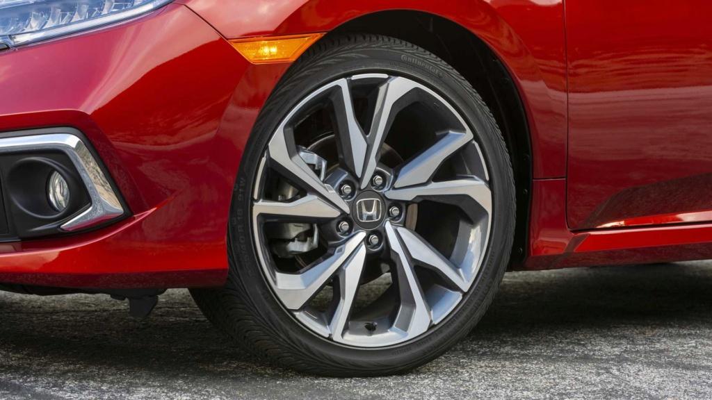 Honda Civic 2019 agora renovado Honda-44