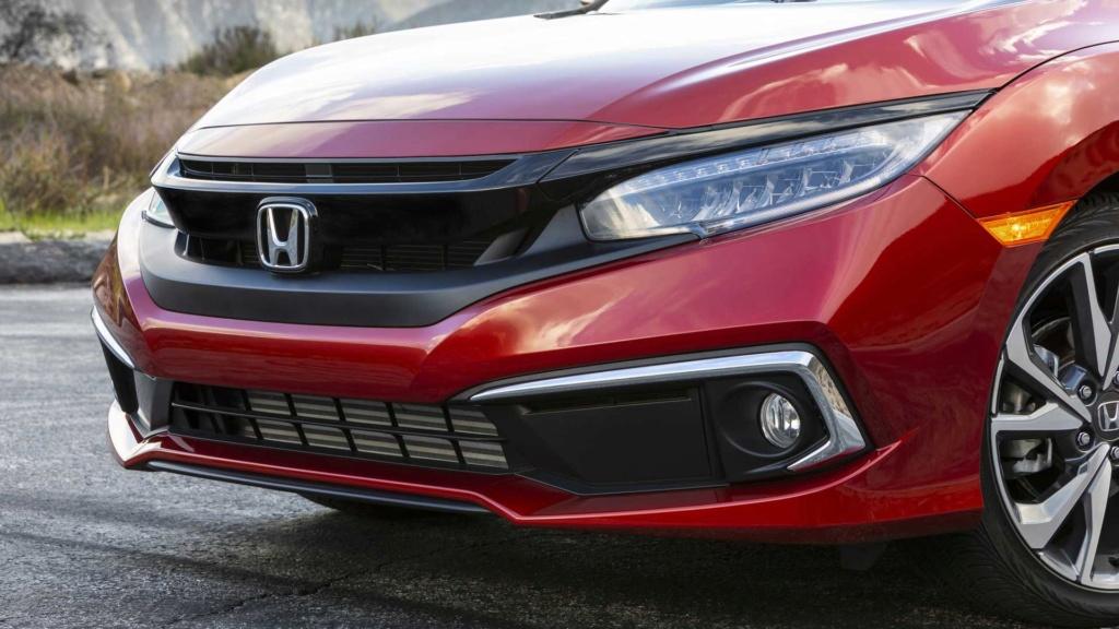 Honda Civic 2019 agora renovado Honda-45