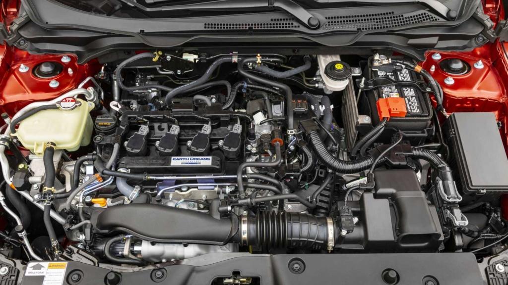 Honda Civic 2019 agora renovado Honda-46