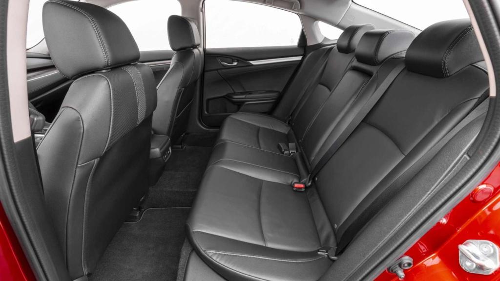 Honda Civic 2019 agora renovado Honda-49