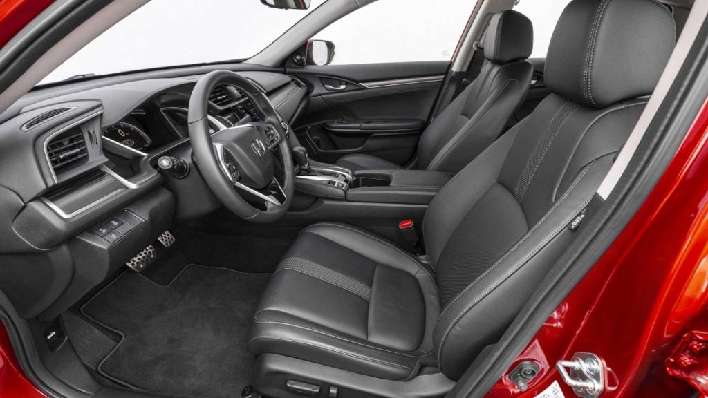 Honda Civic 2019 agora renovado Honda-50