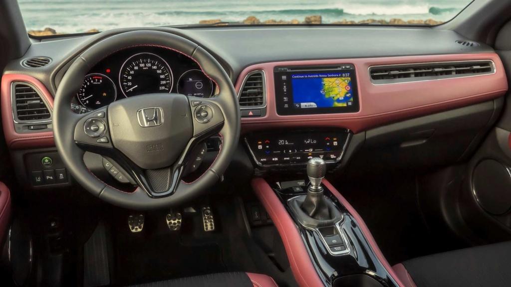 Acelerando o Honda HR-V com motor 1.5 turbo Honda-55