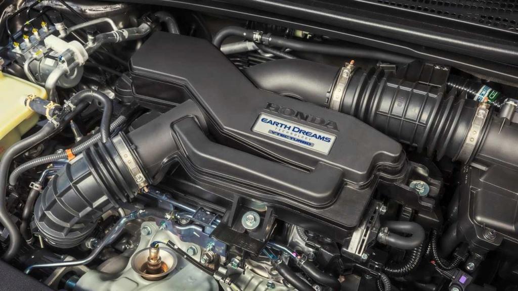 Acelerando o Honda HR-V com motor 1.5 turbo Honda-58