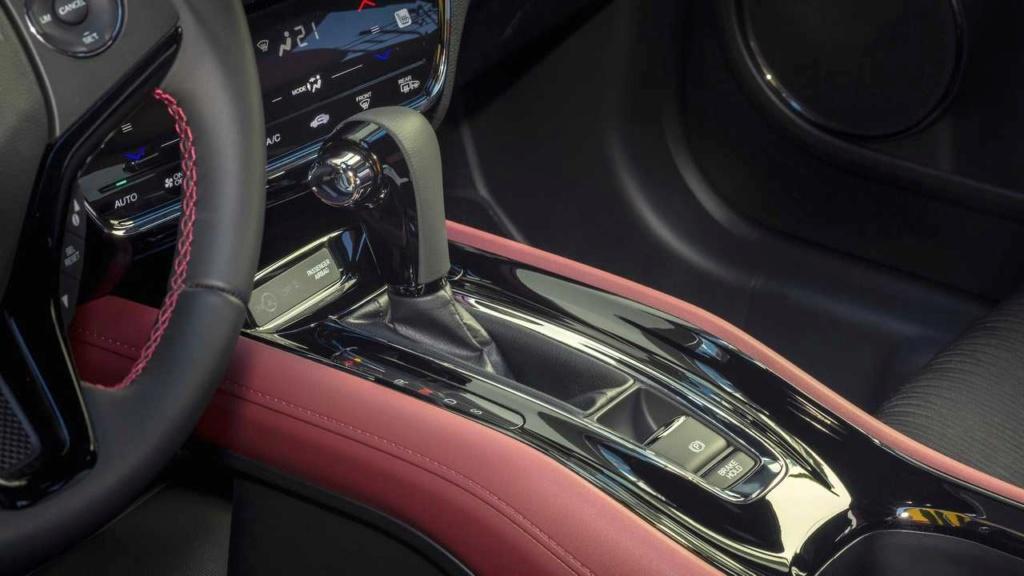 Acelerando o Honda HR-V com motor 1.5 turbo Honda-59