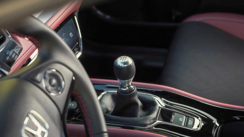 Acelerando o Honda HR-V com motor 1.5 turbo Honda-61