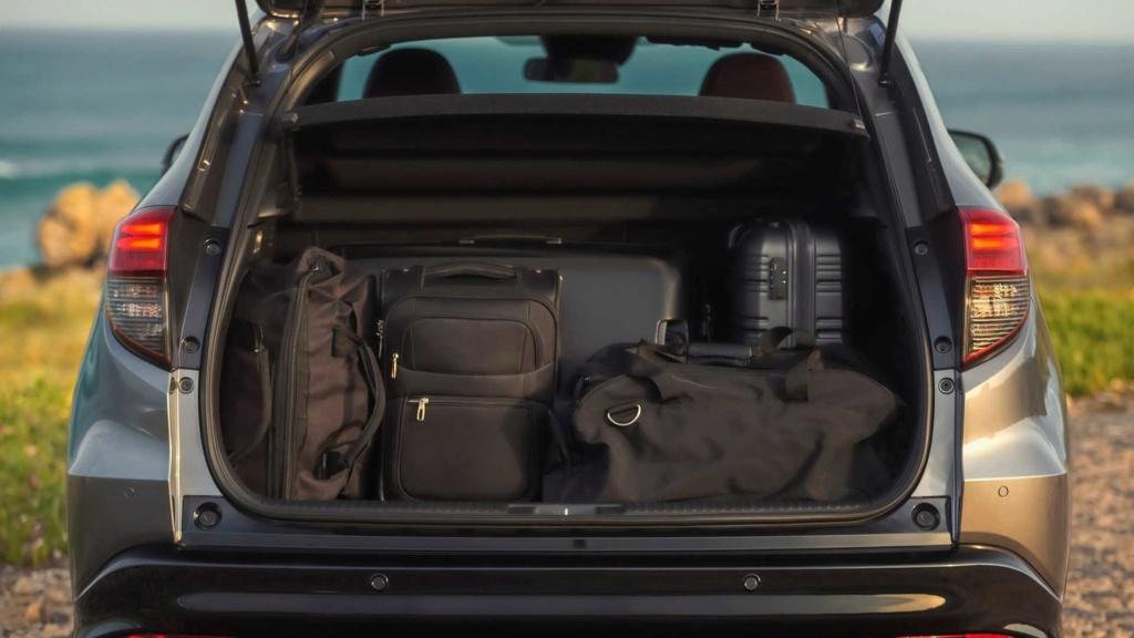 Acelerando o Honda HR-V com motor 1.5 turbo Honda-65