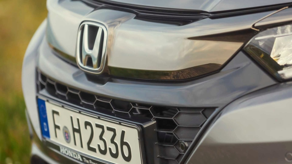 Acelerando o Honda HR-V com motor 1.5 turbo Honda-67