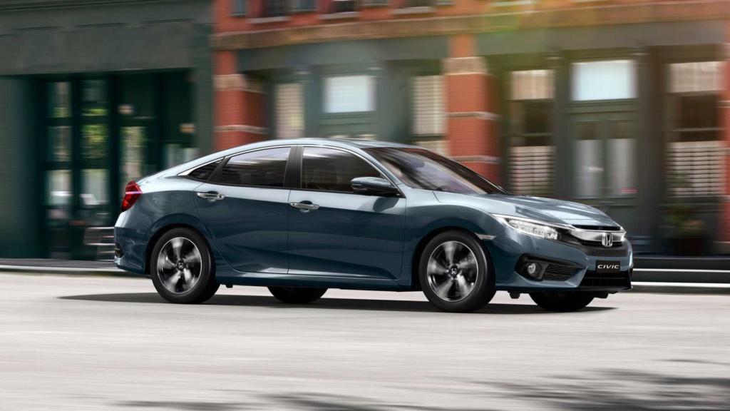 Honda Civic CVT agora parte de R$ 99,9 mil Honda-70