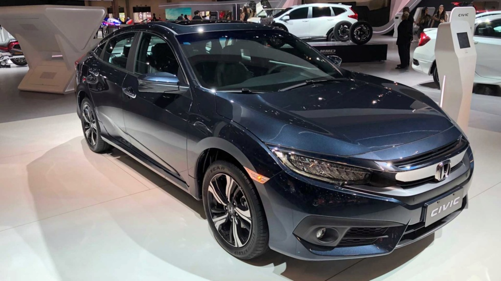 Honda Civic CVT agora parte de R$ 99,9 mil Honda-71