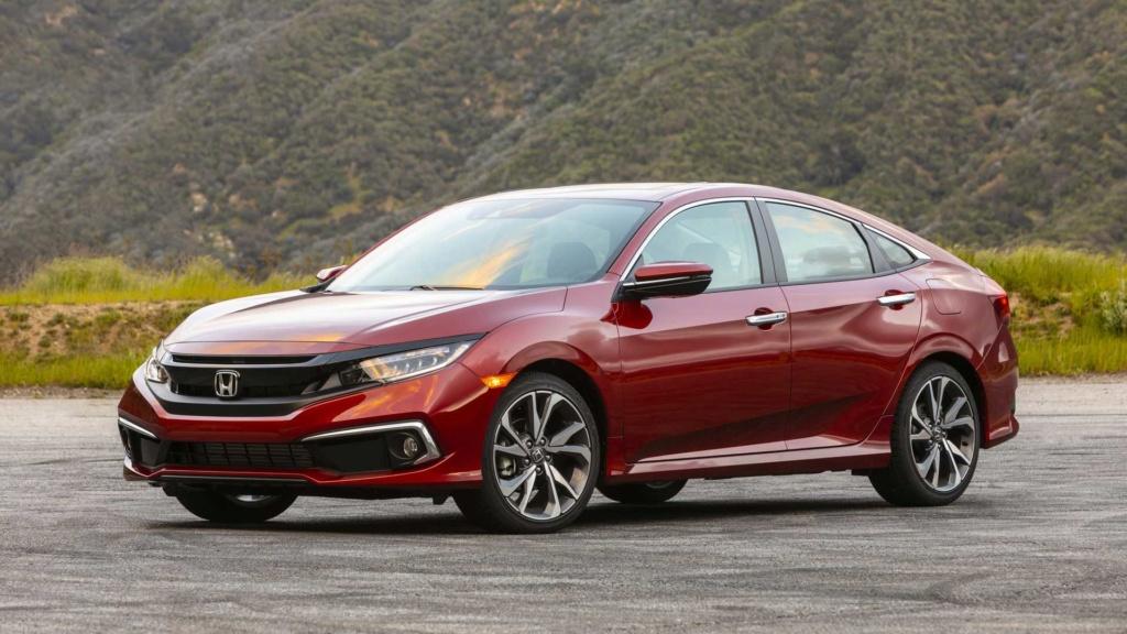 Honda Civic CVT agora parte de R$ 99,9 mil Honda-72