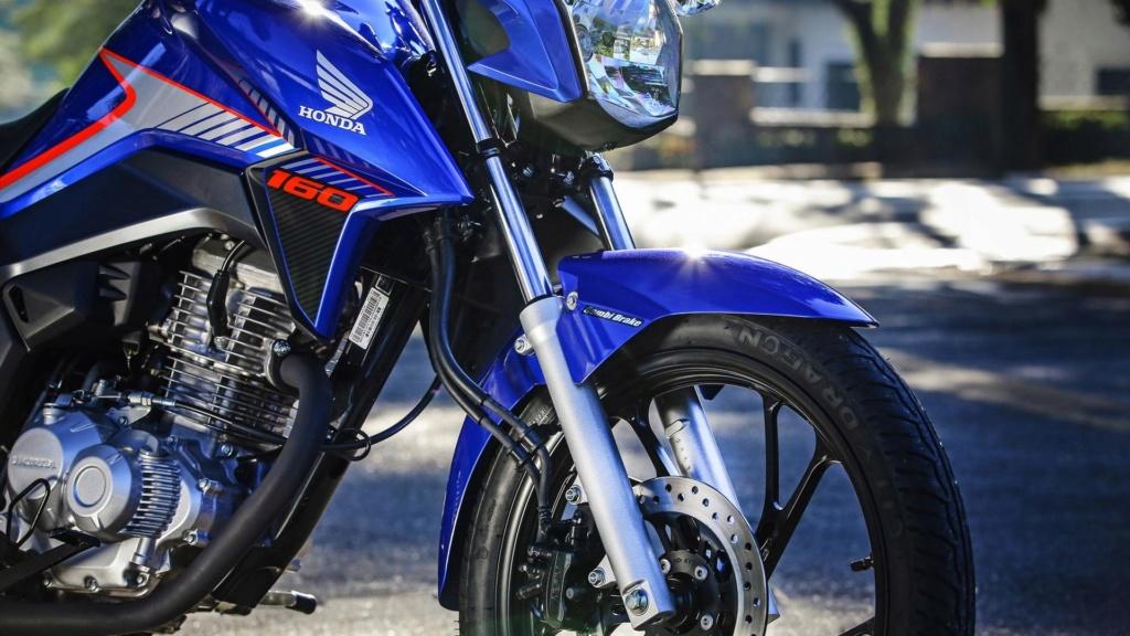 Proibir moto na Marginal Pinheiros é como culpar arma pela violência Honda-81