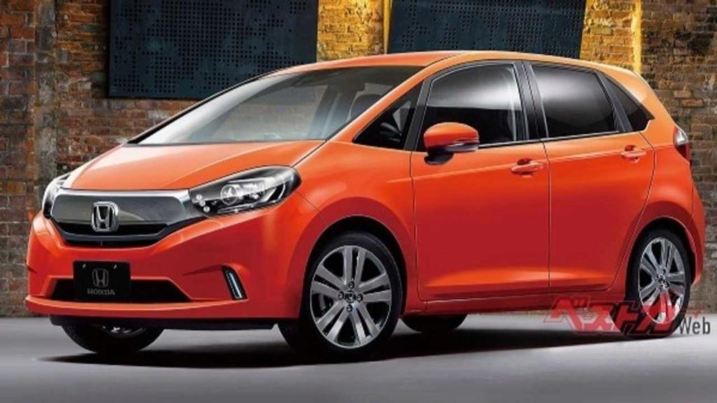 Novo Honda Fit será revelado em outubro Honda-88