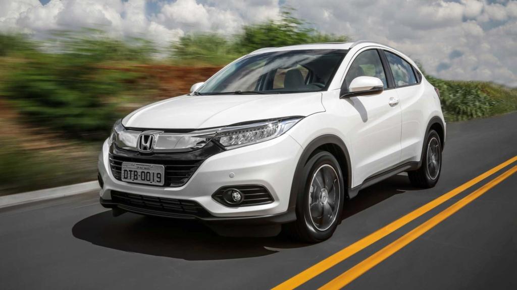 Honda HR-V 2020 ganha versão 1.5 turbo por R$ 139.900 Honda-90