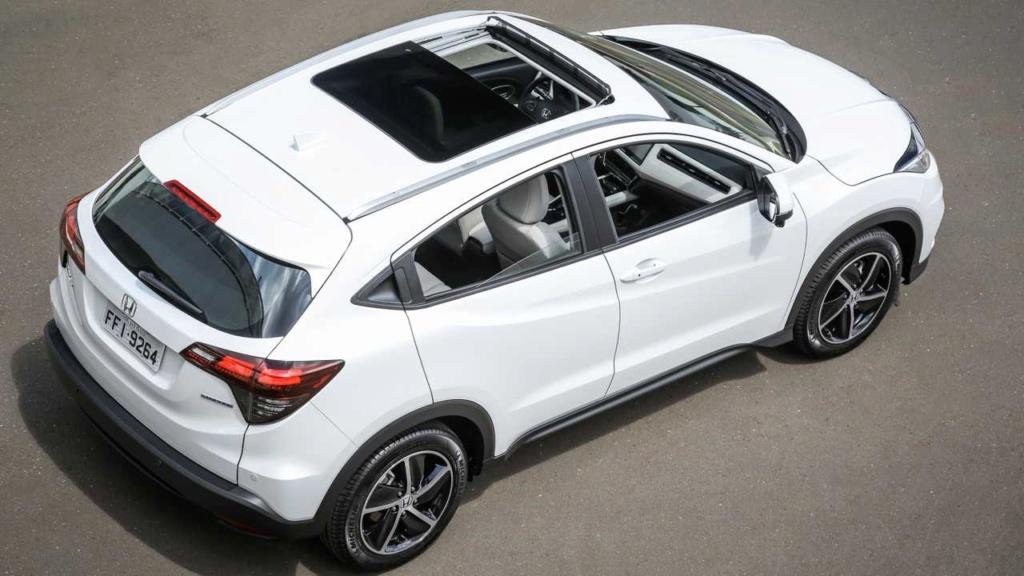 Honda HR-V 2020 ganha versão 1.5 turbo por R$ 139.900 Honda-91