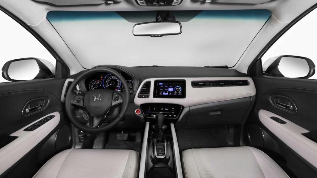 Honda HR-V 2020 ganha versão 1.5 turbo por R$ 139.900 Honda-92