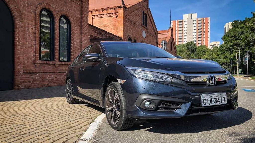 Kwid, Polo e Civic têm mês positivo Honda101