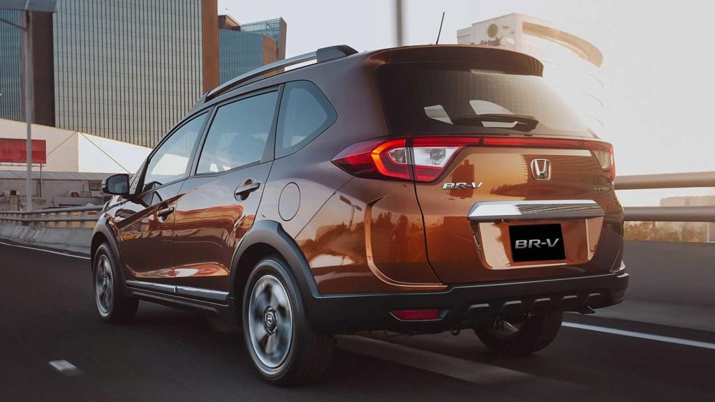Honda lançará novo SUV compacto para mercados emergentes em 2022 Honda116