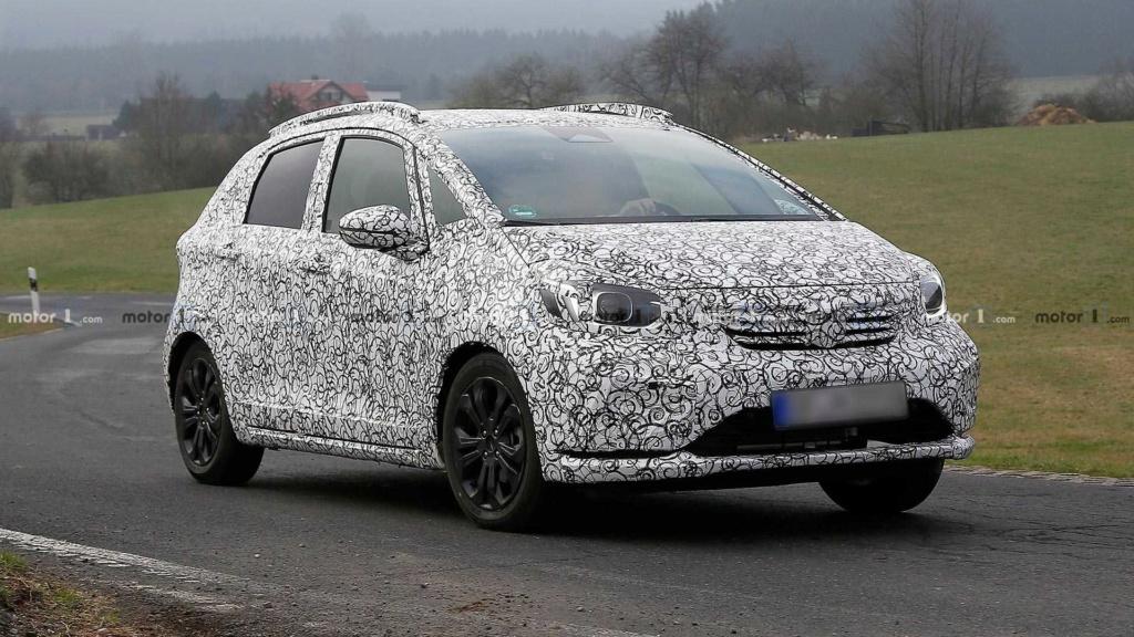 Honda Fit de nova geração terá apenas versões híbridas na Europa Honda130