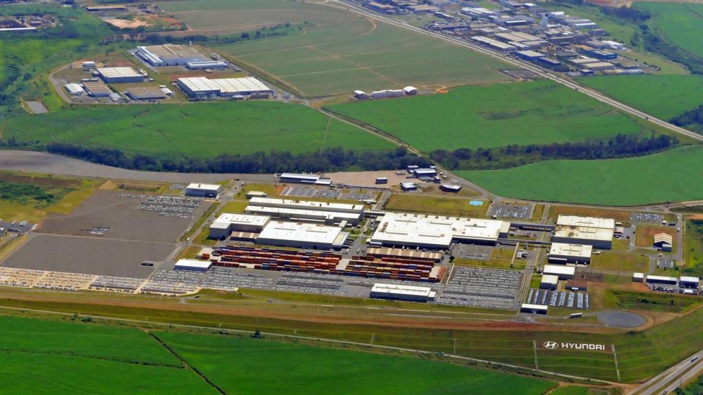 Hyundai manterá fábrica em Piracicaba fechada até 27 de maio Hyund100
