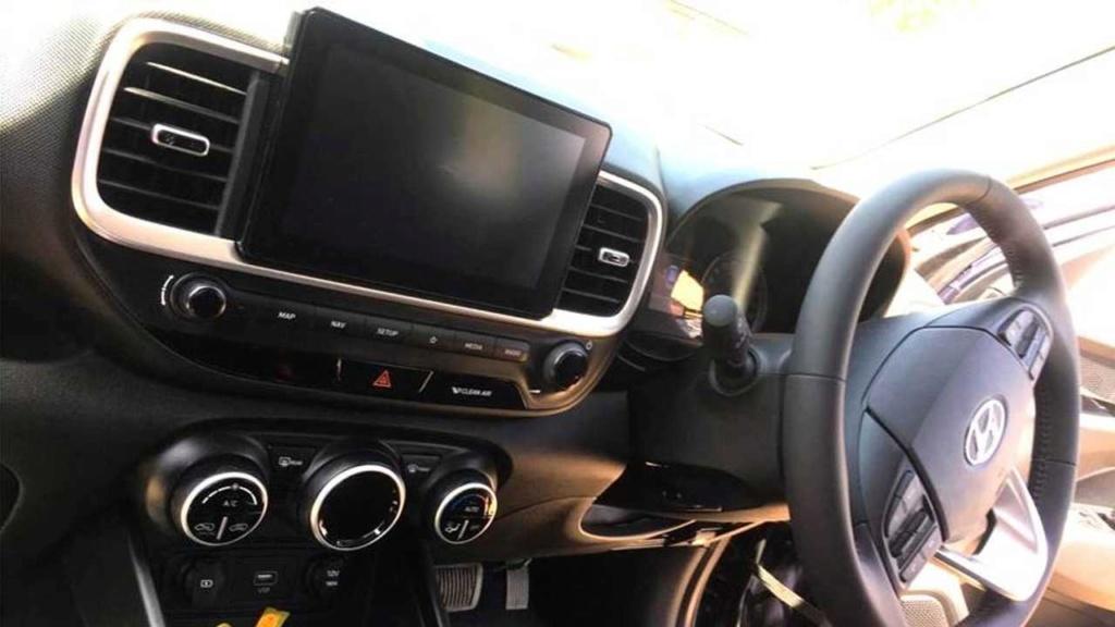 Novo Hyundai Venue: vazam imagens do SUV menor que o Creta Hyunda24