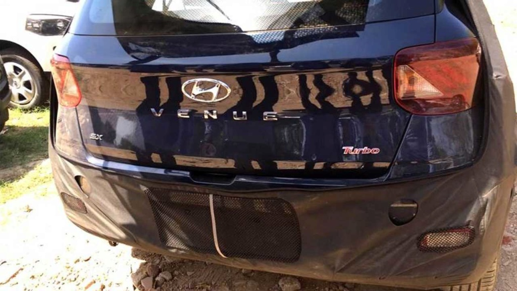 Novo Hyundai Venue: vazam imagens do SUV menor que o Creta Hyunda25