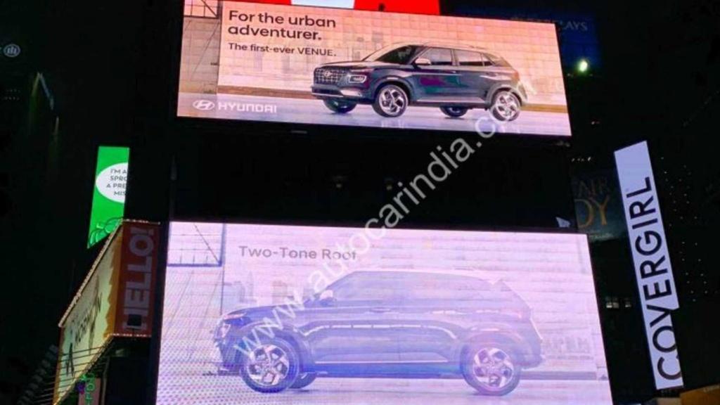 Hyundai Venue (mini Creta) tem novas imagens vazadas pouco antes da estreia Hyunda33