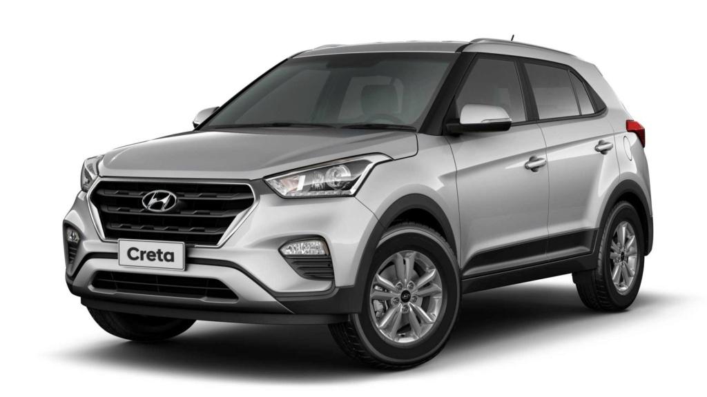 Novo Hyundai Creta nacional terá design próprio Hyunda40