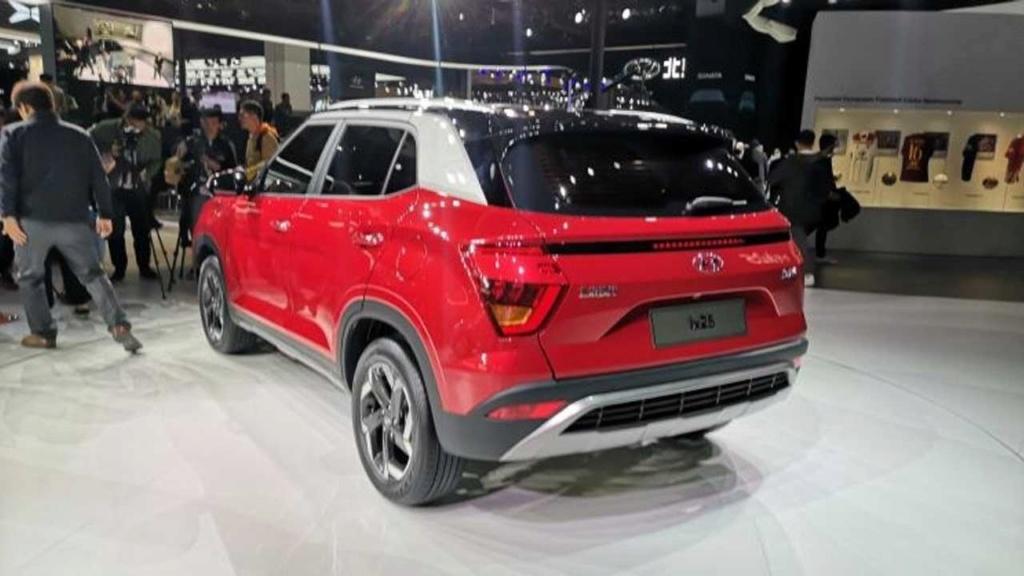 Novo Hyundai Creta nacional terá design próprio Hyunda41