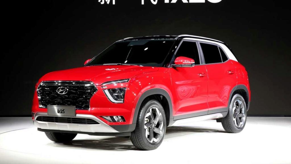 Novo Hyundai Creta nacional terá design próprio Hyunda42
