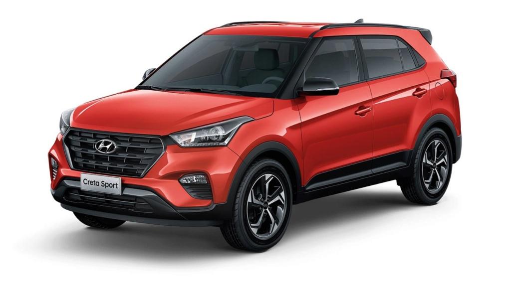 Hyundai Creta é oferecido em promoção com R$ 4.000 de desconto Hyunda46
