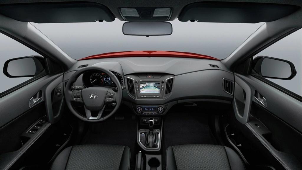 Hyundai Creta é oferecido em promoção com R$ 4.000 de desconto Hyunda47