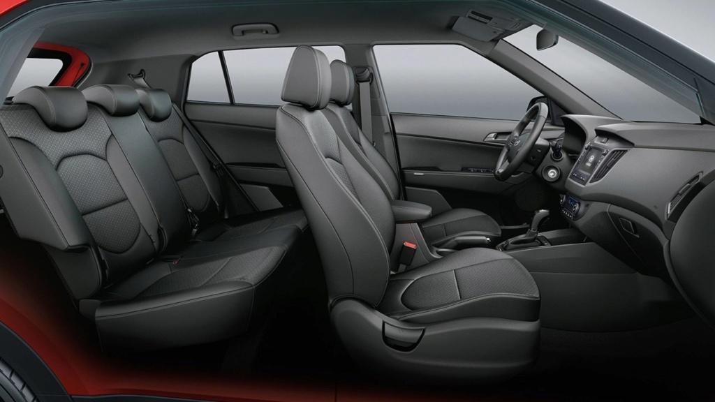 Hyundai Creta é oferecido em promoção com R$ 4.000 de desconto Hyunda48