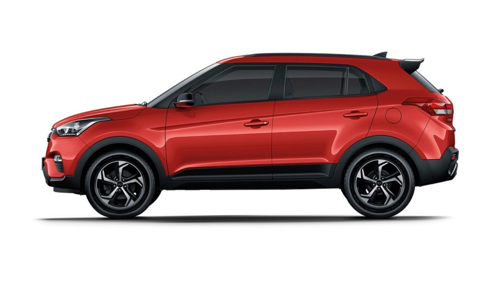 Hyundai Creta é oferecido em promoção com R$ 4.000 de desconto Hyunda49