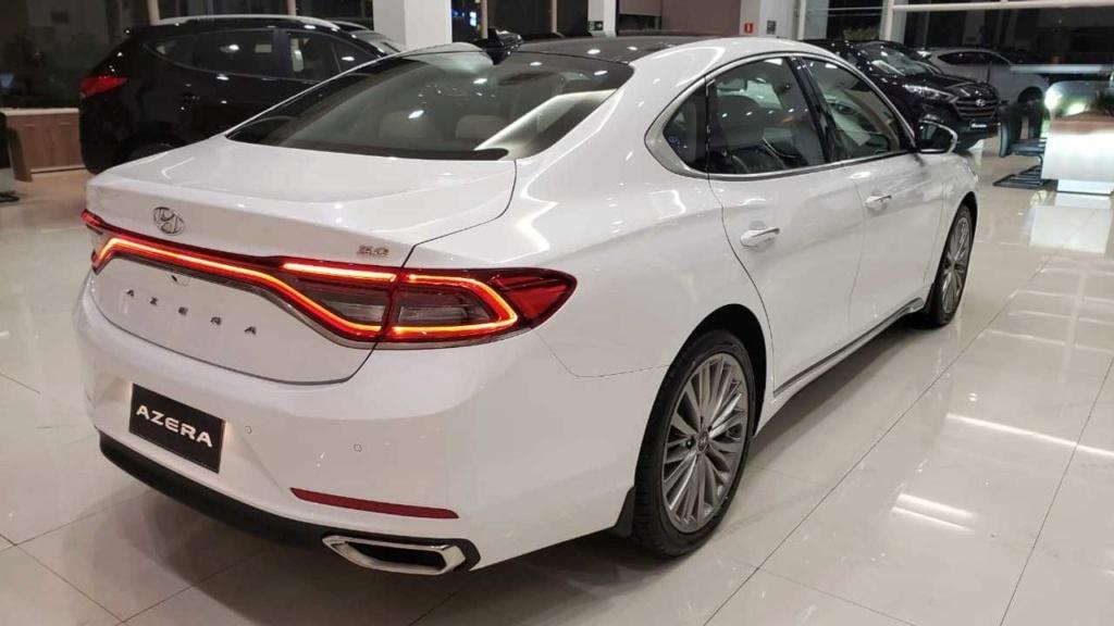 Novo Hyundai Azera 2020 já está nas lojas por R$ 269.900 Hyunda58