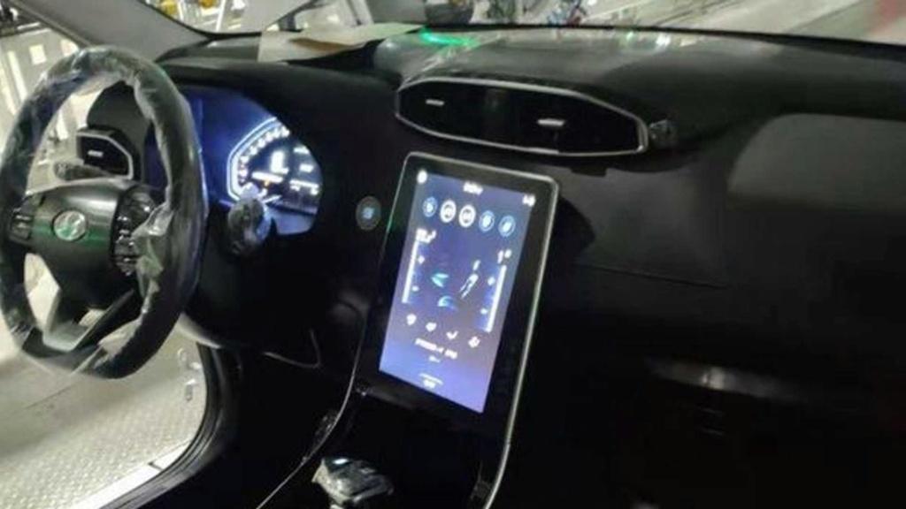 Novo Hyundai Creta revela interior com multimídia vertical Hyunda70