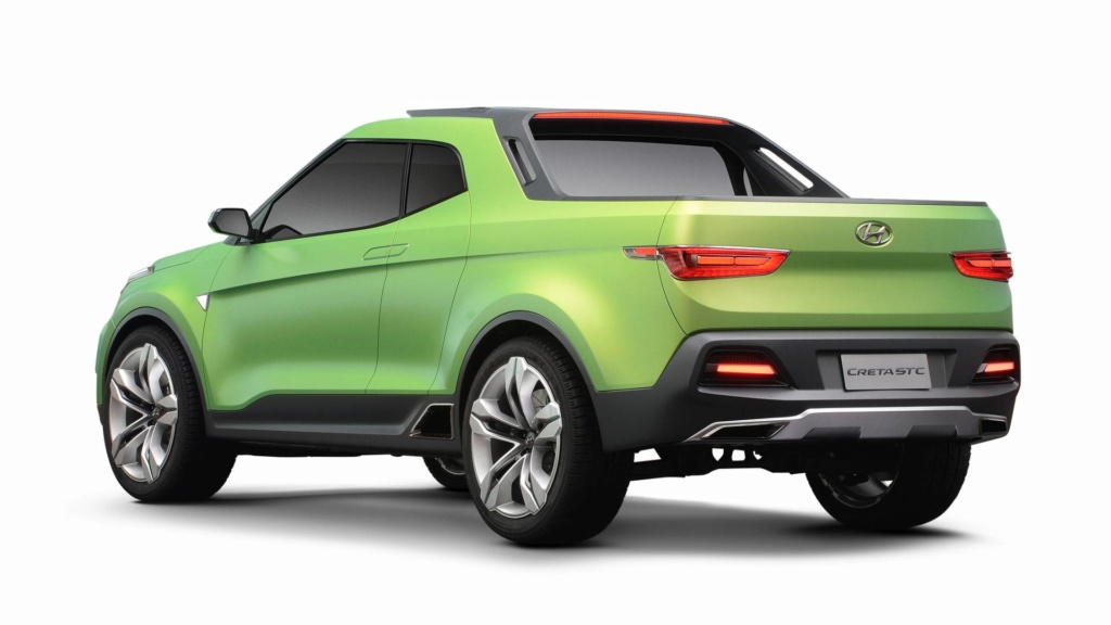 Inédita picape da Hyundai no Brasil depende de sucesso nos EUA Hyunda82
