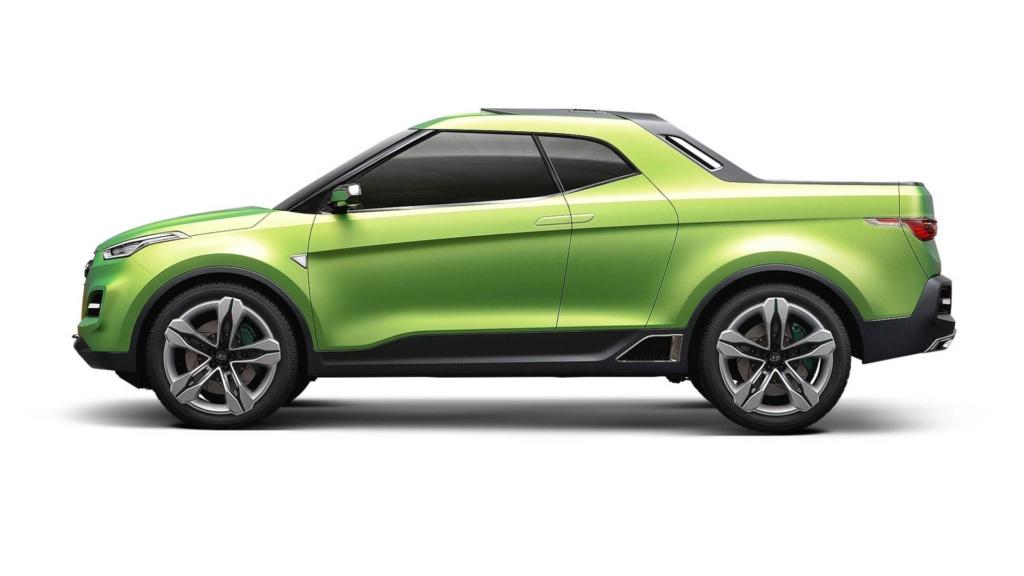 Inédita picape da Hyundai no Brasil depende de sucesso nos EUA Hyunda83
