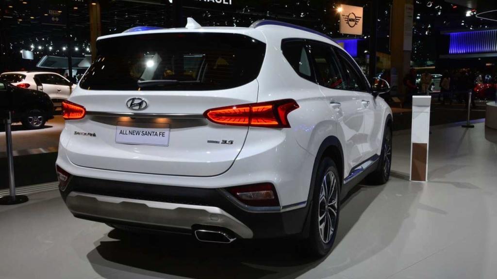 Novo Hyundai Santa Fe chega ao Brasil com preço de Volvo XC60 híbrido Hyunda88