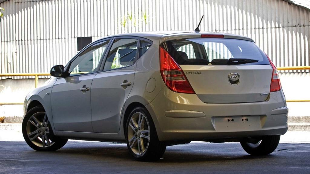 Hyundai convoca i30 de 2007 a 2012 para reparar airbags Hyunda91