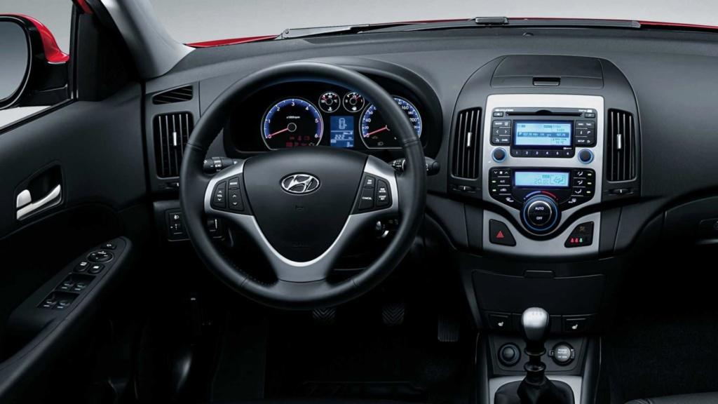 Hyundai convoca i30 de 2007 a 2012 para reparar airbags Hyunda92