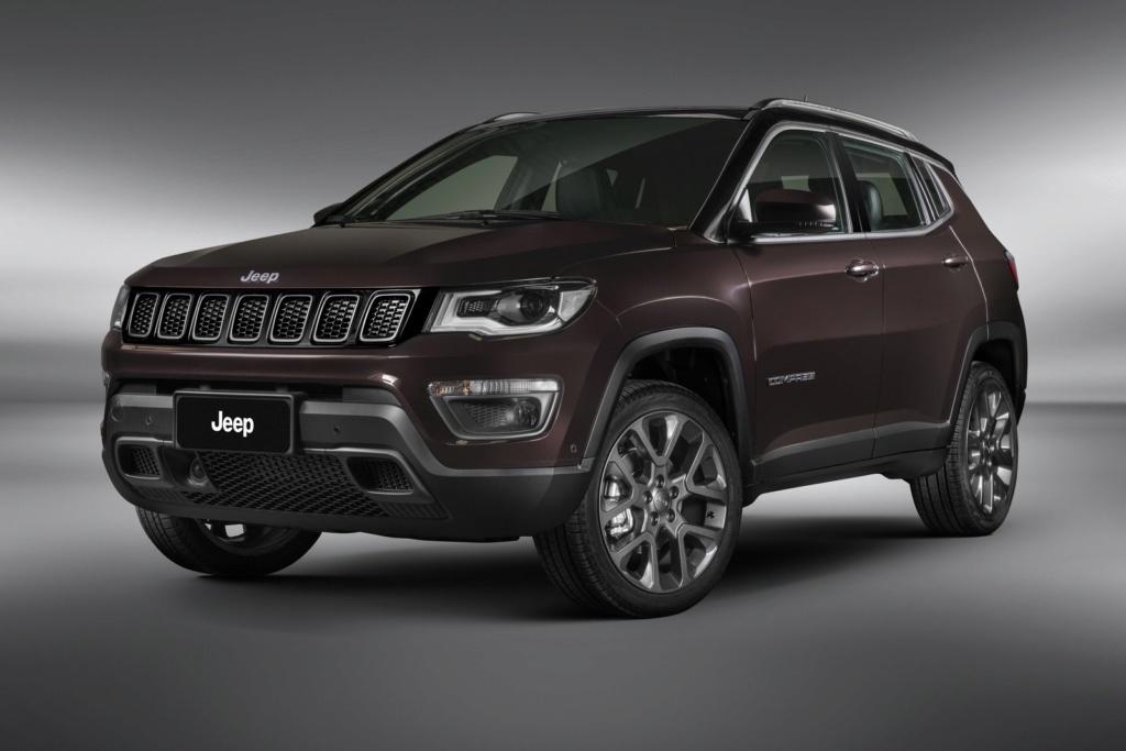 Jeep Compass S, série especial com pacote autônomo, tem pré-venda iniciada por R$ 187.990 Imagem10