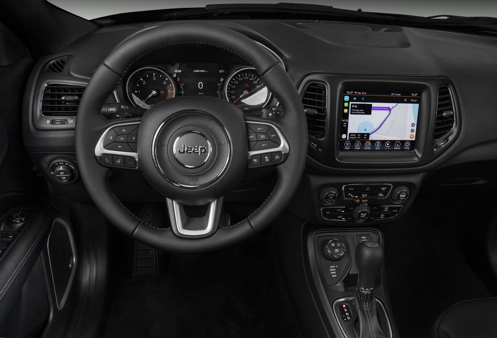Jeep Compass S, série especial com pacote autônomo, tem pré-venda iniciada por R$ 187.990 Imagem12
