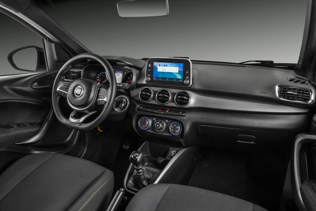 Fiat Argo Trekking é lançado no Brasil por R$ 58.990 Imagem16