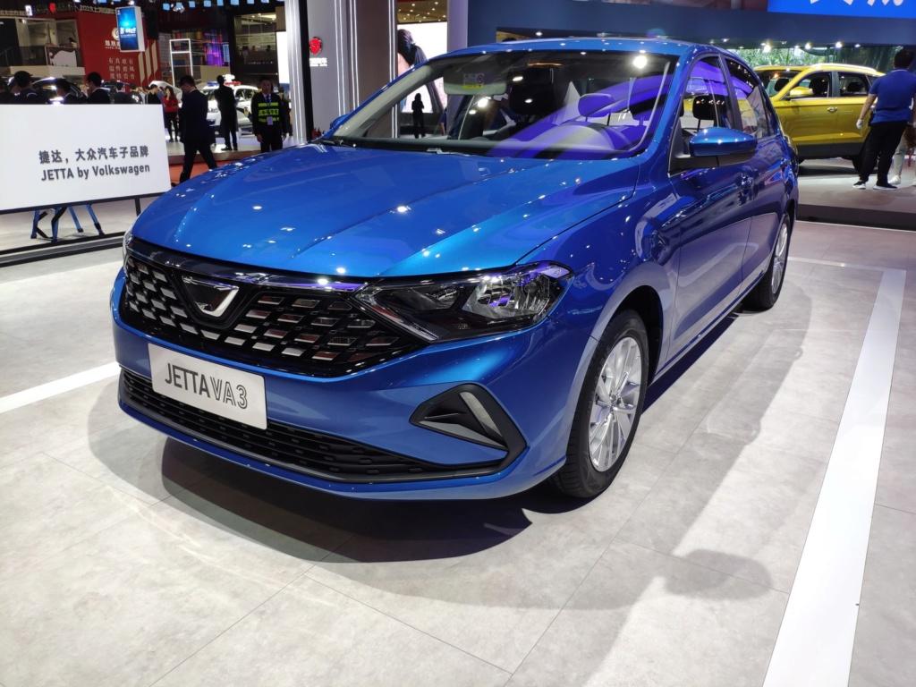 Jetta vira marca da Volkswagen na China, e sedã baseado no Santana é uma das apostas Img-2026